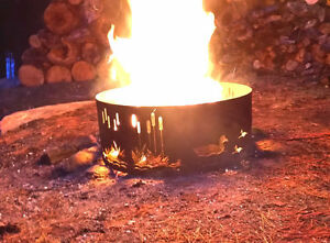 Custom Fire Pits/Rings - Gift Certs Available London Ontario image 4