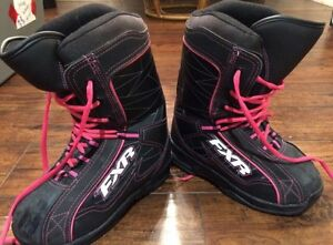 New FXR boots