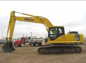 Komatsu excavator wanted Llandilo Penrith Area Preview