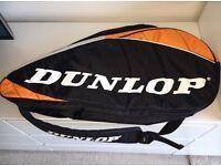 Dunlop tennis racket bag