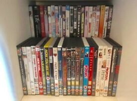 300+ DVDs for sale!