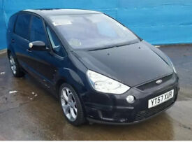 Ford S-Max 2007 1.8 Tdci breaking all parts available