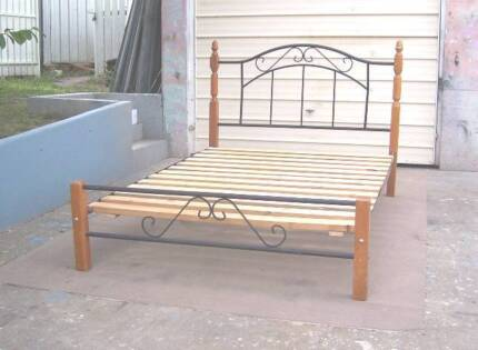 Extra Strong Queen Size Bed Frame