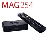 MAG 254 IPTV CHANNELS FOR ALL LIVE TV CHANNELS AND MOVIES