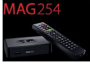 Today Wednesday!! 2 Mths.of IPTV sub for $119 Includes MAG 254!!