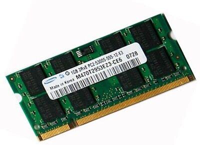1GB Samsung 2Rx8 DDR2 SO DIMM 667 Mhz PC2-5300S Notebook Speicher  RAM Laptop  online kaufen