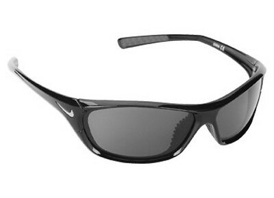 Nike Men's Sport Sunglasses VEER 2 EV0911 Black Maxoptics New w Tags Pouch & Box