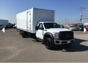Ford Cube F550 20 pied