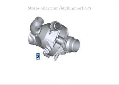 BMW OEM Thermostat F25 X3, F26 X4 35iX M40iX 11537586784