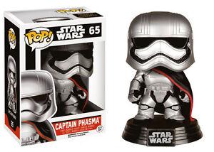 Star Wars Episode VII POP  Vinyl Bobble Head Captain Phasma figurine Funko No.
