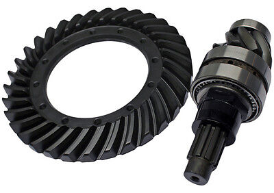 4.11 Ratio Loaded Ring & Pinion for Quick Change Rear with Posi Nut