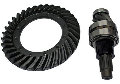 4.86 Ratio Loaded Ring & Pinion for Quick Change Rear with Posi Nut