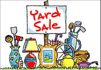 Yard Sale Saturday and Sunday coming - 1019 Dougall