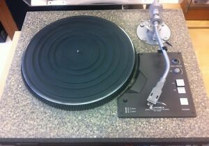 LF: Turntable mid to high end PLEASE NO PLASTIC Plinths or bodys