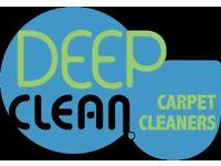 £10 per room full house £50 deodorised pet odour removal fresh smell cherry