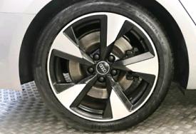 Audi S4 B9 alloy wheels 18