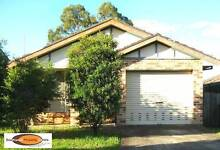 stand alone/ detached duplex. Just like a house, no common walls Macquarie Fields Campbelltown Area Preview
