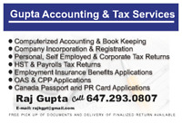 PROFESSIONAL TAX ACCOUNTANT