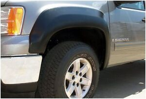 Rough Country - Fender Flares Smooth pocket GMC Sierra HD 07-14