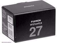 Fuji 27mm f2.8 for sale!