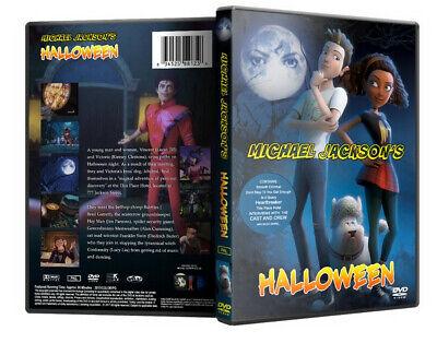 lloween 2017 DVD (Jackson Halloween)