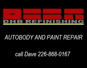 Autobody & Paint Repair Service