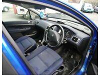 Peugeot 307 SW 7 seater SWAPS