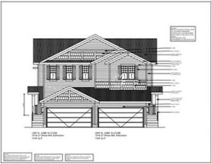 PRE-SALE Font Attached Double Garage Duplex Laurel Greens!