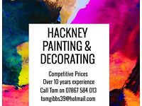 Painting and Decorating, Very Competitive Prices.