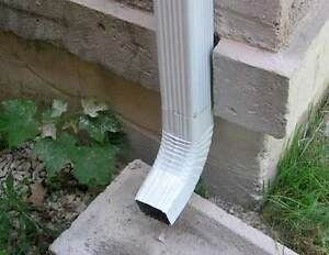 Wanted: Eavestroughs and downspouts Strathcona County Edmonton Area image 2