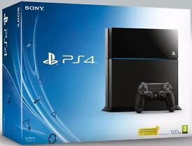 sony ps4 brand new box pack for sale