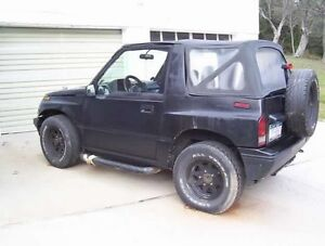 Geo tracker 5.13 front diff