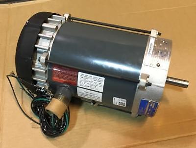 Marathon P0j 56t17g5316 P 34hp Reversible Hazardous Location Motor Single Shaf