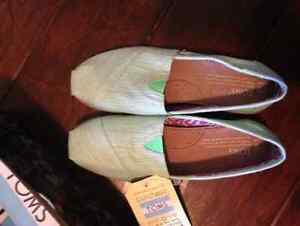New Price! Toms Lime Spaced Dyed For Sale