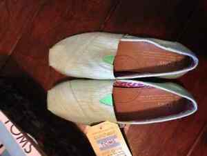 Toms - Lime Spaced Dyed For Sale