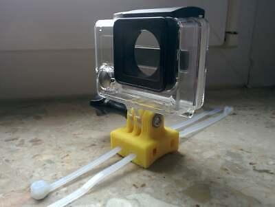 Go Pro Zip Tie Mount Adapter GoPro Hero 3 3+ 4 5...