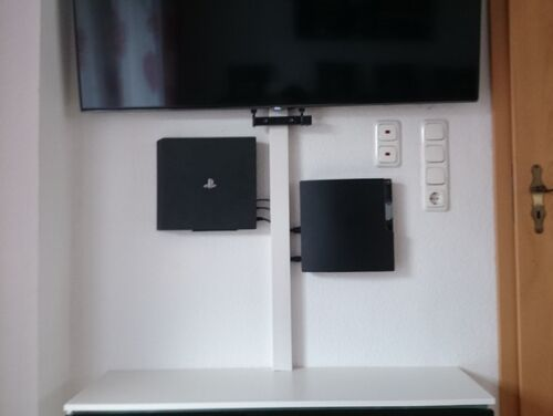 PS4 Pro Wall Mount - MADE IN USA - PlayStation