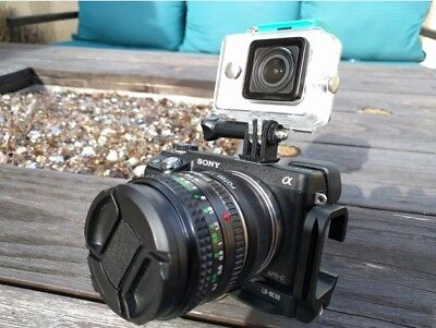 Go Pro Hot Shoe Mount Adapter GoPro Hero 3 3+ 4 5...