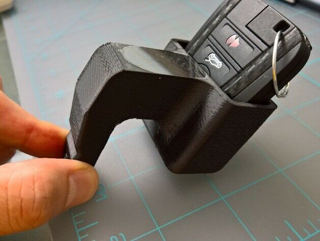 Car Parts - Key Holder for BMW i3 Vehicle Slot Handy Gadget Useful Ease Of Use Addon Add On