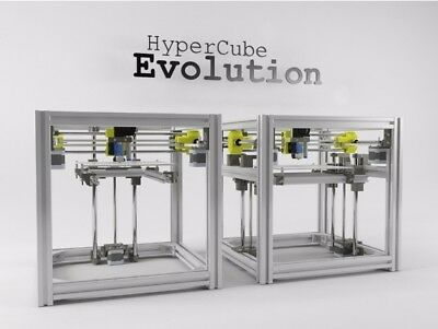 Hypercube Evolution Aluminum Extrusions (Dual Z, 3030 and 2020, made in Japan!)
