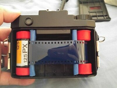 35mm to 120 film camera adapter Set Kodak Canon Nikon (3pcs)