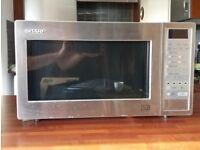 Sharp 900w Microwave R-85STM-A