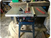 """Clarke CTS10D 10"""" (254mm) Table Saw"""