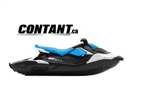 2018 Sea-Doo RECREATIF SPARK 3 PLACES 900 HO ACE ROTAX IBR + ENS