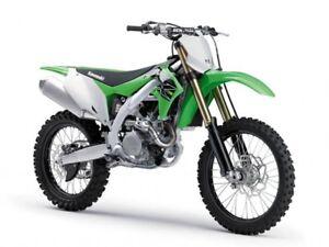 2019 Motos Kawasaki Motocross KX 450
