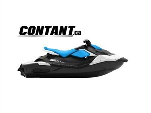 2018 Sea-Doo RECREATIF Spark 2places 900 HO ACE ROTAX + IBR + En