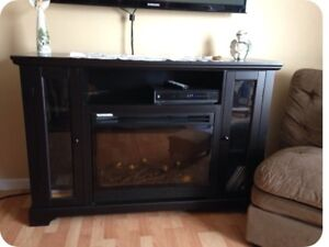 Fire place - electric. 55 wide 37 high