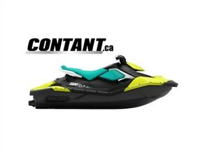 2018 Sea-Doo RECREATIF SPARK 2PLACES 900 HO ACE ROTAX DE BASE