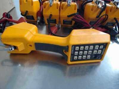 Harris Ts22alo Test Set Data Lockout Prevention Override 2-way Speakerphone