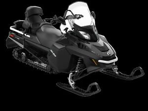 2018 BRP Expedition LE 600 HO E-Tec E.S